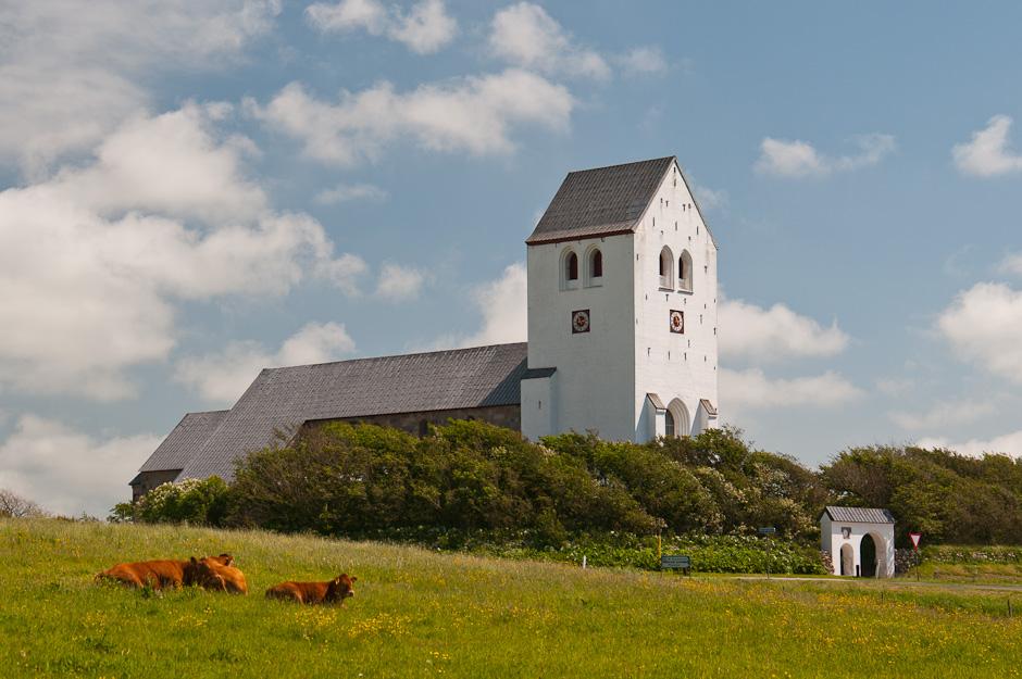 danmarks ældste landsbykirke